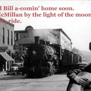 Ramblin' Jack Elliott – Railroad Bill