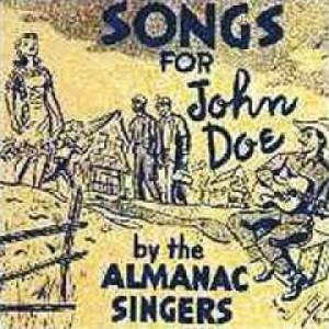 The Almanac Singers (Pete Seeger) – The Strange Death Of John Doe [Millard Lampell]