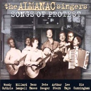 The Almanac Singers – The Sinking Of The Reuben James [Woody Guthrie]