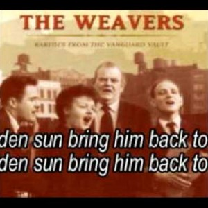 The Weavers – Deep Blue Sea