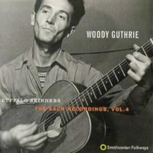Woody Guthrie – Chisholm Trail