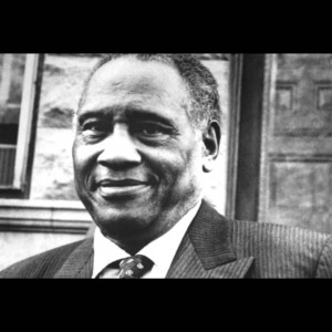Paul Robeson – Waterboy