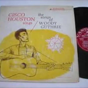 Cisco Houston – Curly Headed Baby [Woody Guthrie]