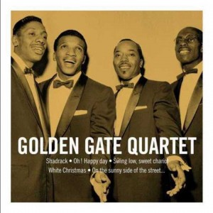 The Golden Gate Quartet – Joshua Fit The Battle Of Jericho