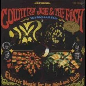Country Joe McDonald & The Fish – The Masked Marauder