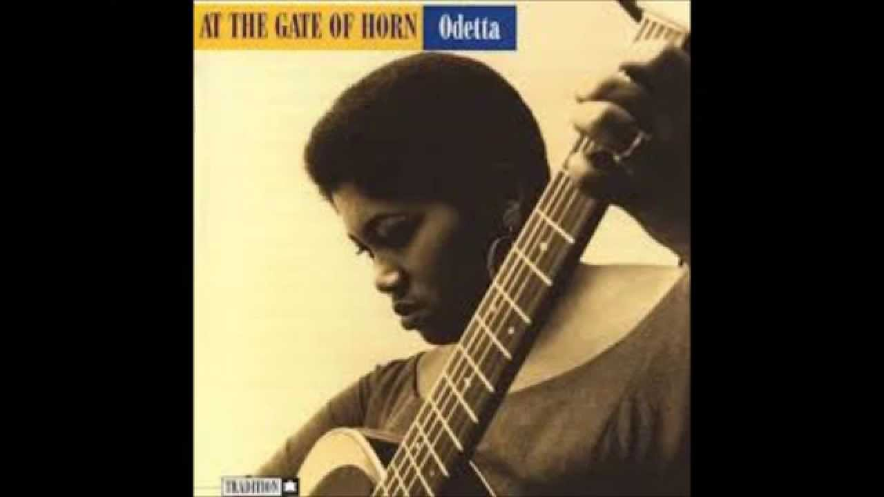 Odetta – All The Pretty Little Horses
