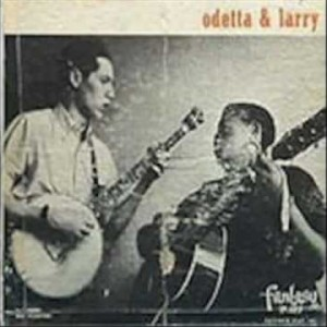 Odetta & Larry – Old Cotton Fields At Home [Leadbelly]
