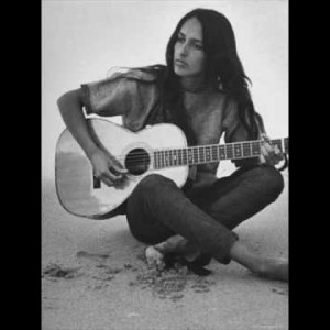 Joan Baez – Black Is The Colour Of My True Love's Hair