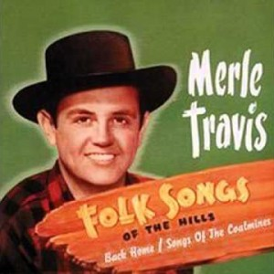 Merle Travis – Dark As A Dungeon
