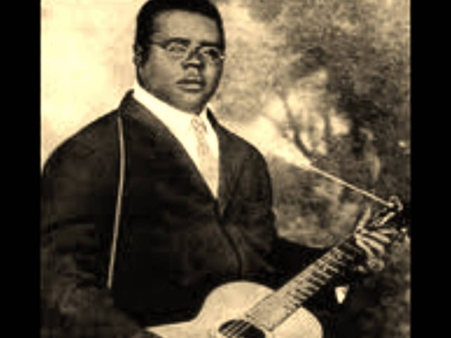 Blind Lemon Jefferson – Wartime Blues
