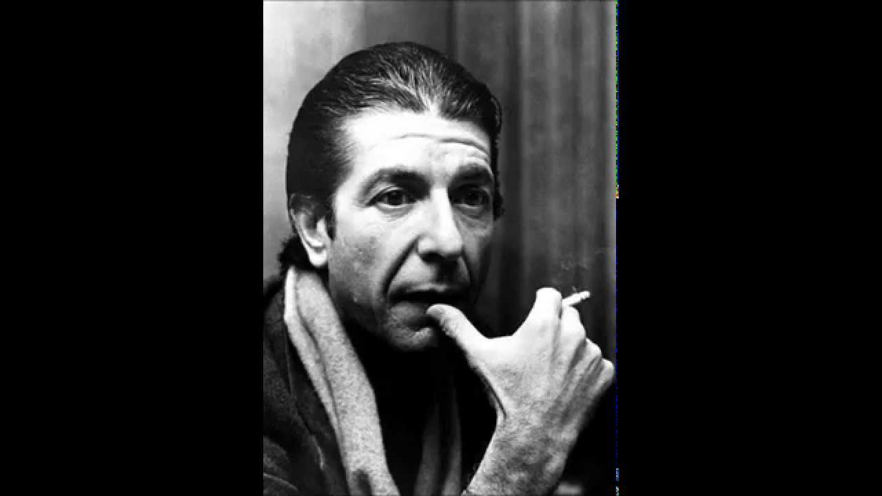 Leonard Cohen – The Butcher